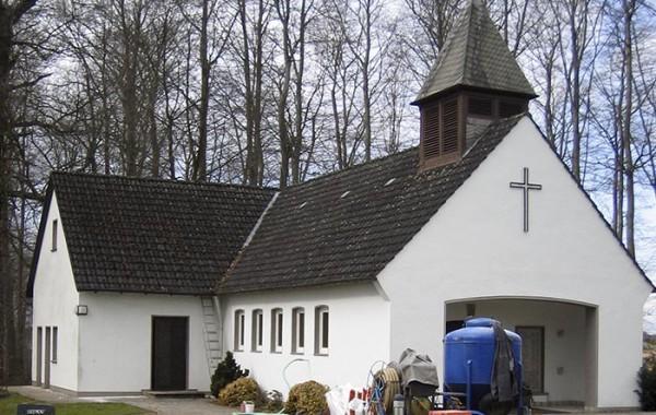 Kapelle Wahmbeckerheide
